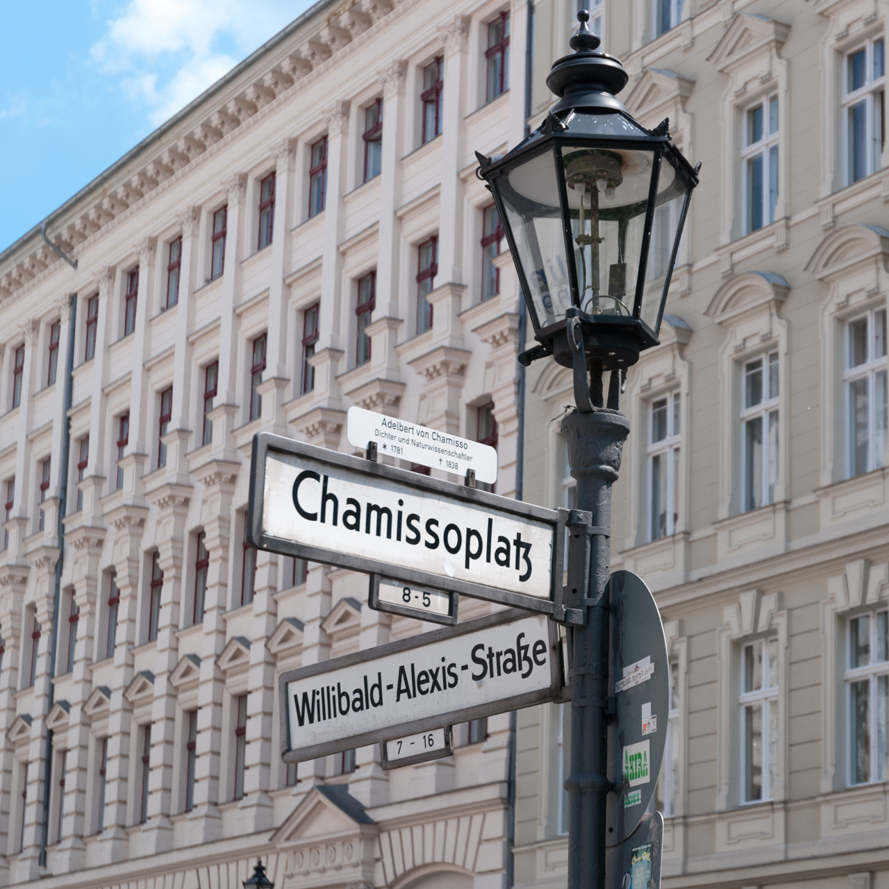 Chamissoplatz 1