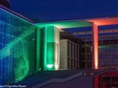 """Filmprojektion """"Vom Reichstag zum Bundestag"""""""