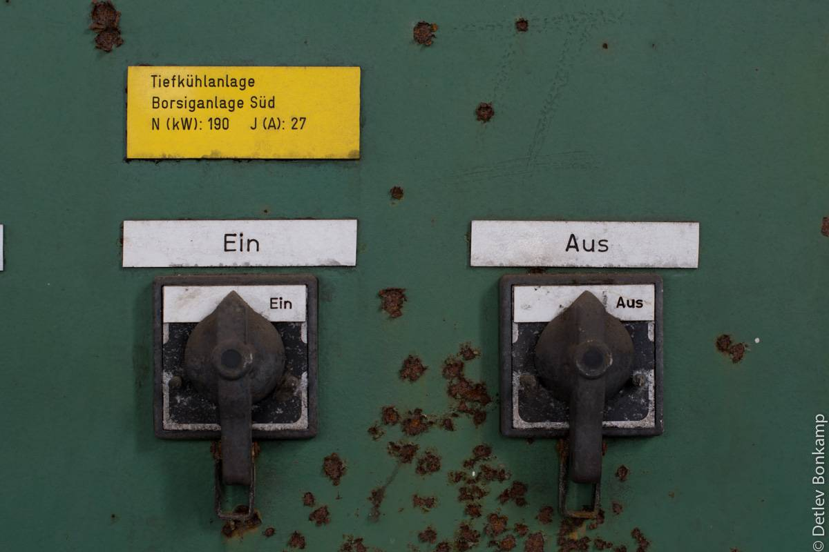 Kokerei Hansa, Dortmund