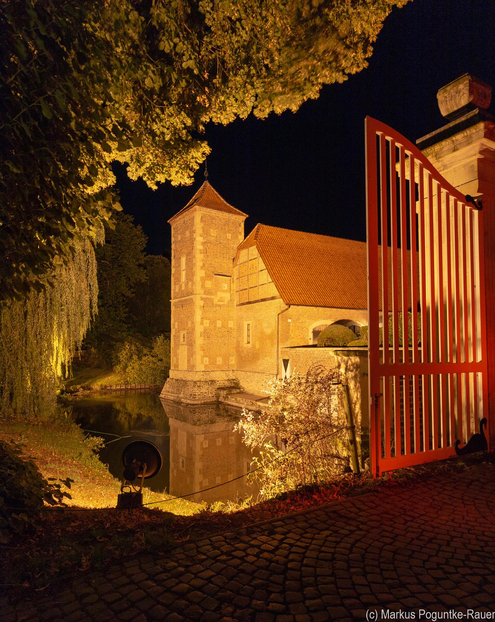 RESET Landpartie 2018 Burg Hülshoff