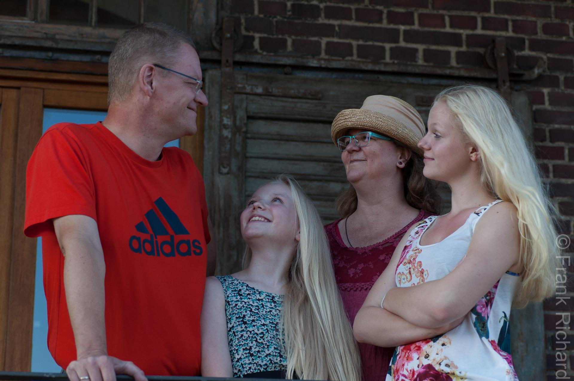 Portrait Michael & Family